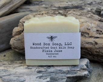 Soap. Unscented Soap. Bar Soap. Homemade Soap. Goat Milk Soap.