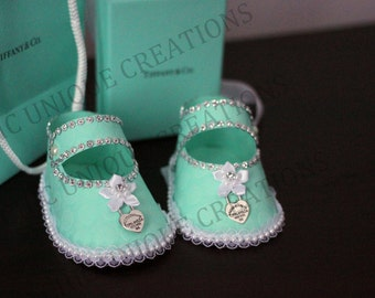 Fashion BABY SHOES PARTY Favor Gift Cake Table Decoration Chic & Unique Trendy (3)