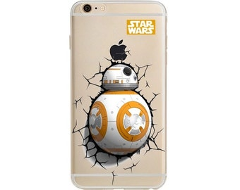 iPhone 7/ 6/6s BB-8 Droid case