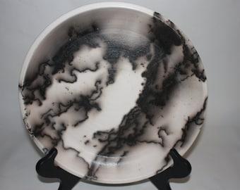Horsehair Raku Plate