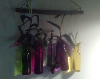 Vase wall hanging