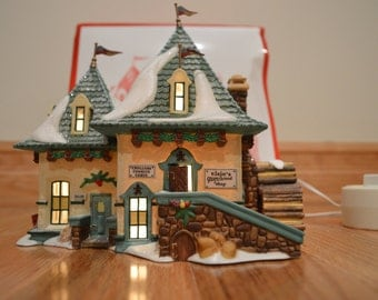 "Department 56 North Pole Series ""Elsie's Ginerbread"""