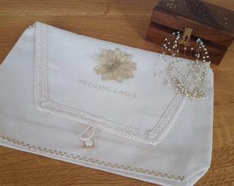 Wedding card keepsake bag, Wedding Gift, Wedding gift personlised ,