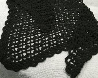 Black Shawl