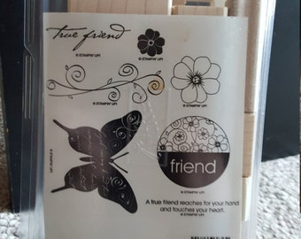 Simple Friendship Stampin Up! Stamp Set