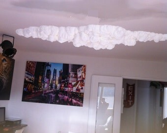 Design beautiful suspension cloud