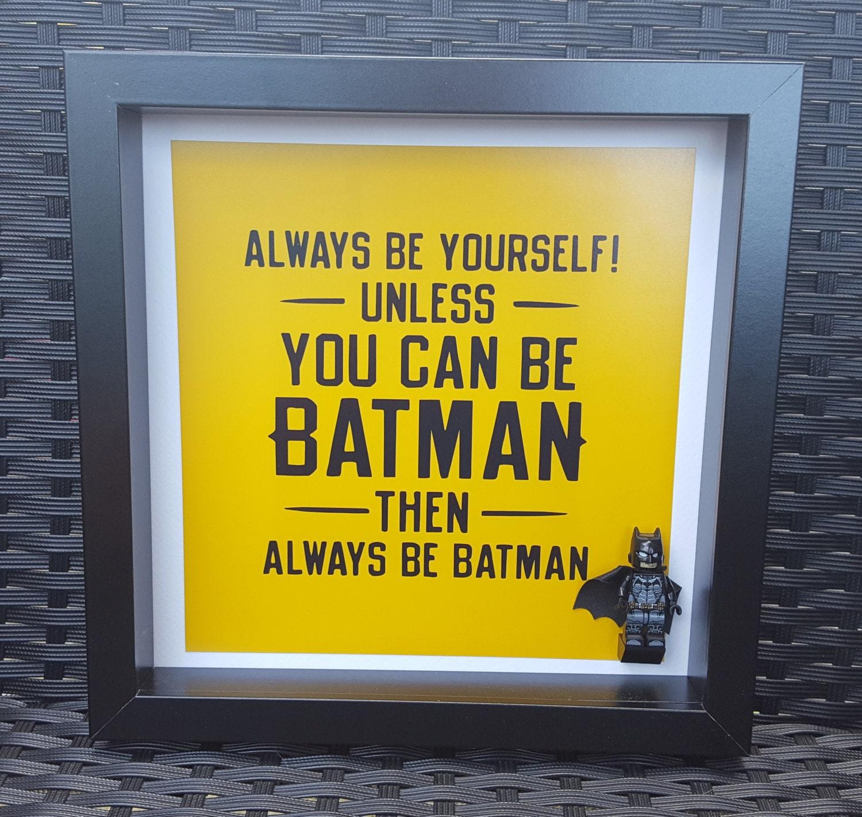 batman lego frame batman decor batman decor batman zoom