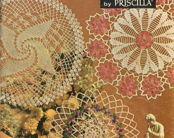 Doilies by Priscilla 122.