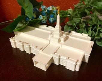 Suva, Fiji LDS Temple Model