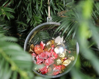 Christmas ornament, Star origami, Christmas, Chinese Star of happiness, Christmas tree decoration