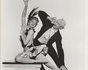 Photograph of Alexandra Danilova and Marvin Krauter, 1950s - Vintage Ballet