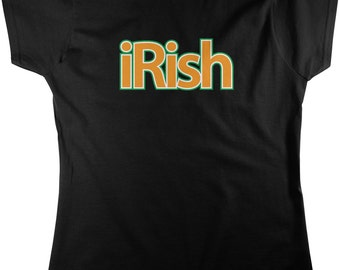 Irish Pride, St. Patrick's Day, Irish Luck Women's T-shirt, NOFO_00103
