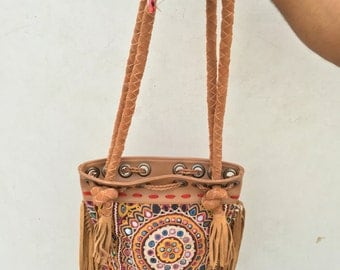 custom made gypsy bag