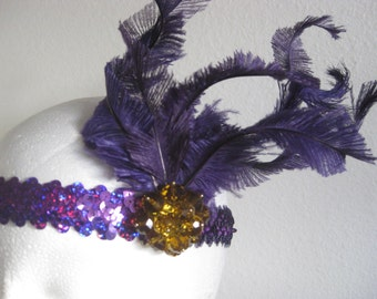 Flapper Girl Fascinator