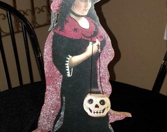 halloween vintage halloween witch vintage halloween witch