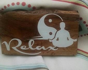 Yoga pose, yin yang,relax