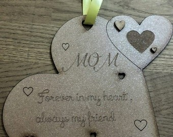 Mother's day wall plaque