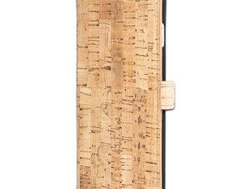 Bouletta Leather iPhone 6 (S) Plus Case-Wallet Case-Cork