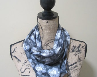 Game of Thrones Stark Infinity Scarf