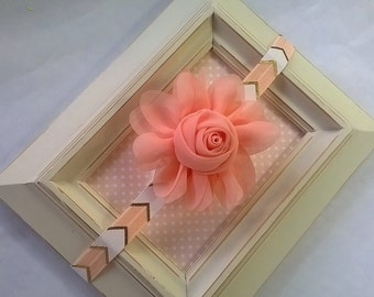 Just Peachy - Infant/Toddler Headband