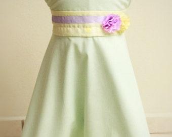 Beautiful little girl dress