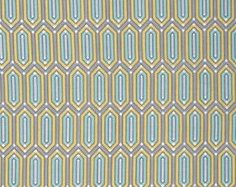 "Joel Dewberry  ""Atrium""  Crystaline  Mint Fabric"