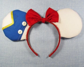 Donald Duck Ears