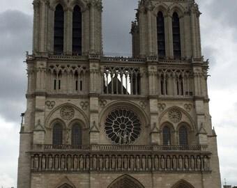 Paris #632 - Notre Dame Cathedral, Paris, France