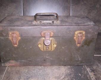 Vintage Kennedy Kits Tool Box