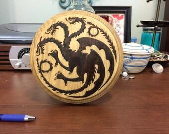 Targaryen dragon symbol