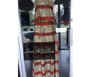 Leave-it-to-Lesia's custom ankara two-piece dress