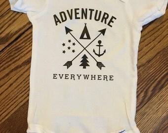 Infant Adventure Onesize