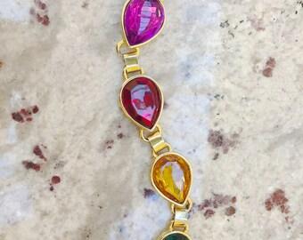 Rock Candy Bracelet