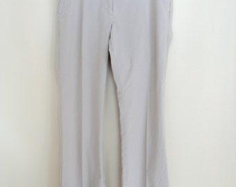 Beige pants (vintage; MEXX s 90)
