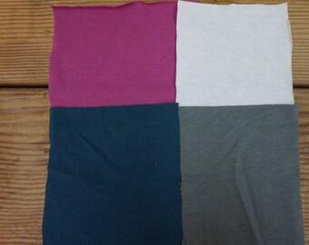 100% Jersey Cotton Fabric USA made