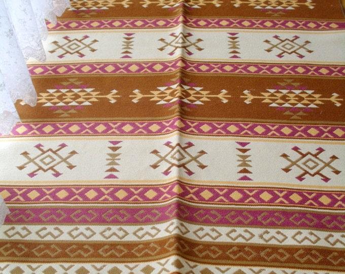 Kilim rug, large kilim rug, geometric floor kilim rug, tribal kilim, living room kilim rug, boho rug