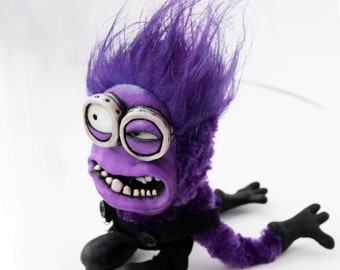 Kevin angry minion