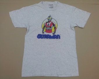 Vintage ULTRAMAN Japanese anime shirt