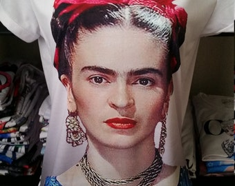 Gorgeous Frida Kahlo t-shirt