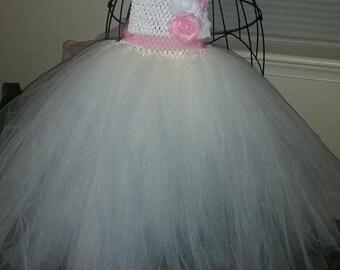 Flower girl/pageant dress