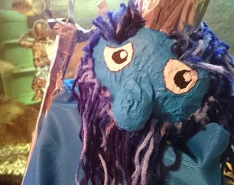 Wasserman hand puppet