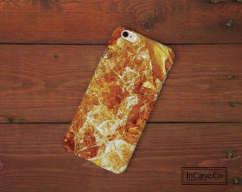 Amber Marble Phone Case. For iPhone Case, Samsung Case, LG Case, Nokia Case, Blackberry Case and More!
