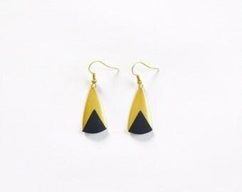 Black PALOMA earrings