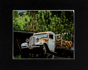 Photo of Vintage truck