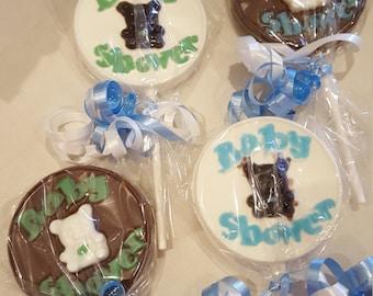 Baby Shower Chocolate Lollipop