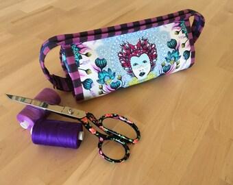 Zipper Bag, Makeup Bag, Pencil Bag