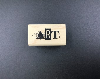 Stampers Anonymous Rubber Stamp