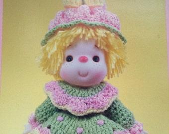 Lollipop Lane 'Bubble Gum' Crochet Pattern