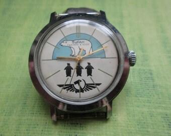 Watch Vostok Buran USSR RARE