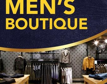 How to Open a Men's Boutique